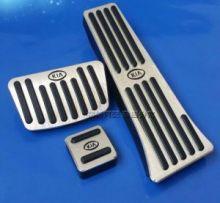 Накладки на педали, с лого KIA, а/м с Акпп