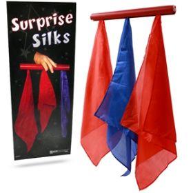 """Шелковый сюрприз"" Surprise Silks aka Acrobatic Silks"