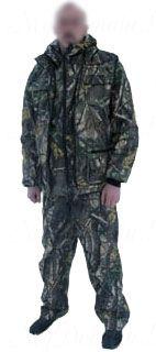 Костюм Тайга (3в1, куртка, брюки, жилет разгрузочный) раз. 52-54, кмф/свет.лес