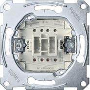 Merten Мех QuickFlex Выключатель кнопочный 1НО