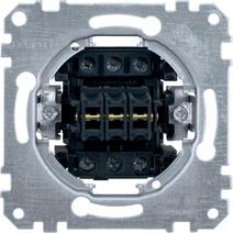 Merten Мех QuickFlex Выключатель 3-клавишный, 10А