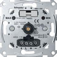 Merten Мех Светорегулятор 1-10V для люминесцентных ламп, с выкл. 1,7А