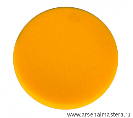 Диск полировальный поролоновый 150х25 мм 2 шт желтый MIRKA 7993415011