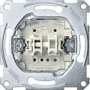 Merten Мех QuickFlex Выключатель жалюзийный с дополнительным контактом