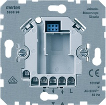 Merten Мех Выключатель электронный жалюзийный, 1000VA