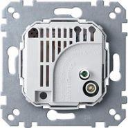 Merten Мех Терморегулятор-выключатель 24В