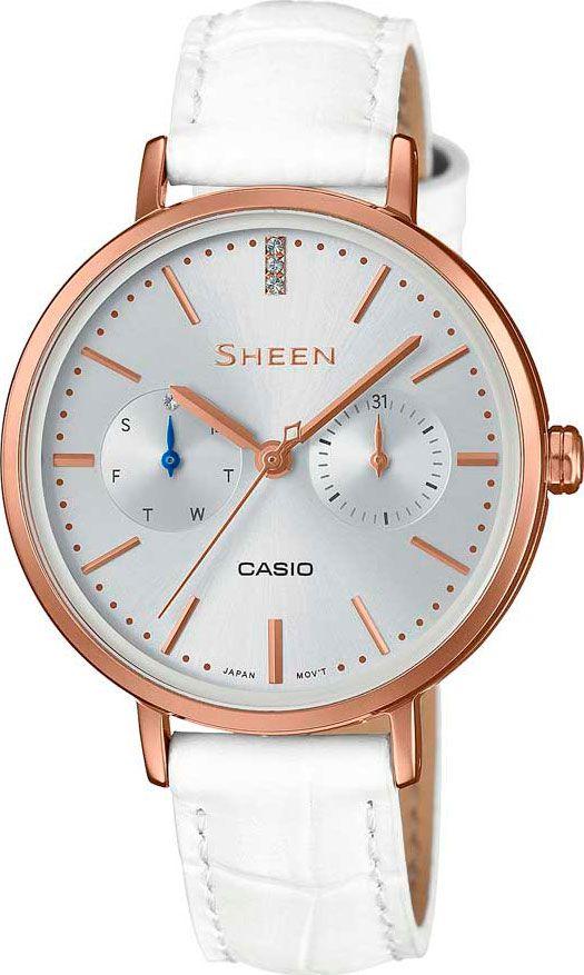 Casio SHE-3054PGL-7A