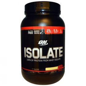 Optimum Nutrition ISOLATE (748 гр.)