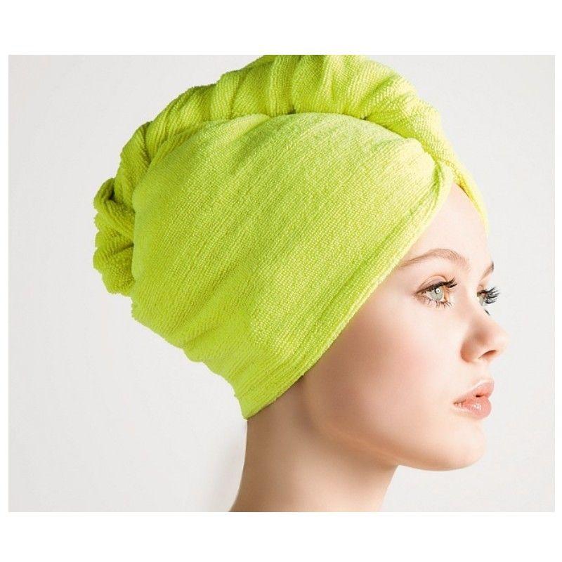 Полотенце для волос из микрофибры
