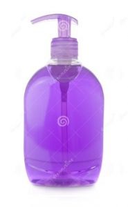 Пластиковый дозатор жидкого мыла Fashion