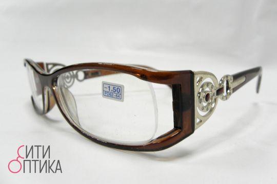 Готовые очки с диоптриями -1.50. HM 003