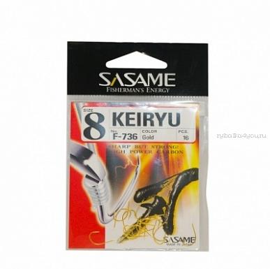 Купить Крючок Sasame Keiryu F-736 (упаковка )