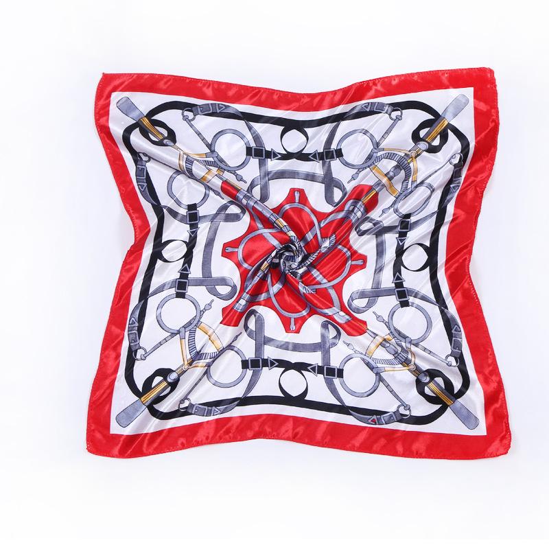 """Шейный платок """"Сбруя"""" (3 цвета)"""