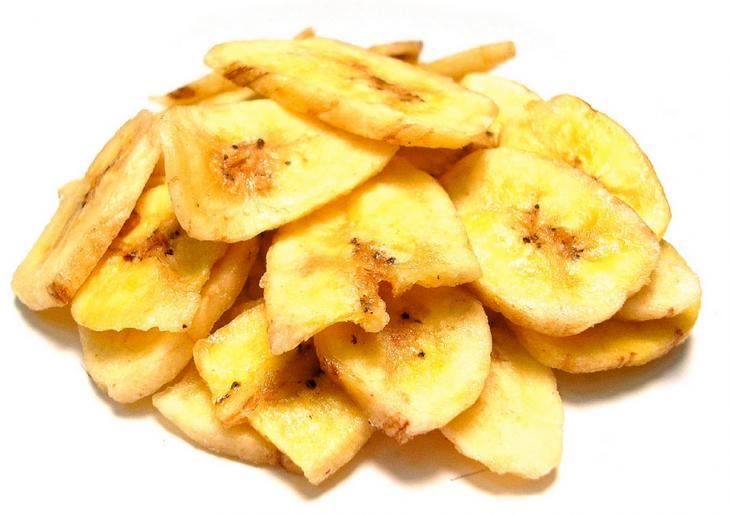 Банановые чипсы, кг