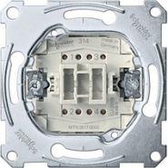 Merten Мех QuickFlex Выключатель 1-полюс. промежуточный