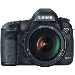 Фотоаппарат Canon EOS 5D Mark III Kit EF 24-105mm f/4L IS USM(РСТ)