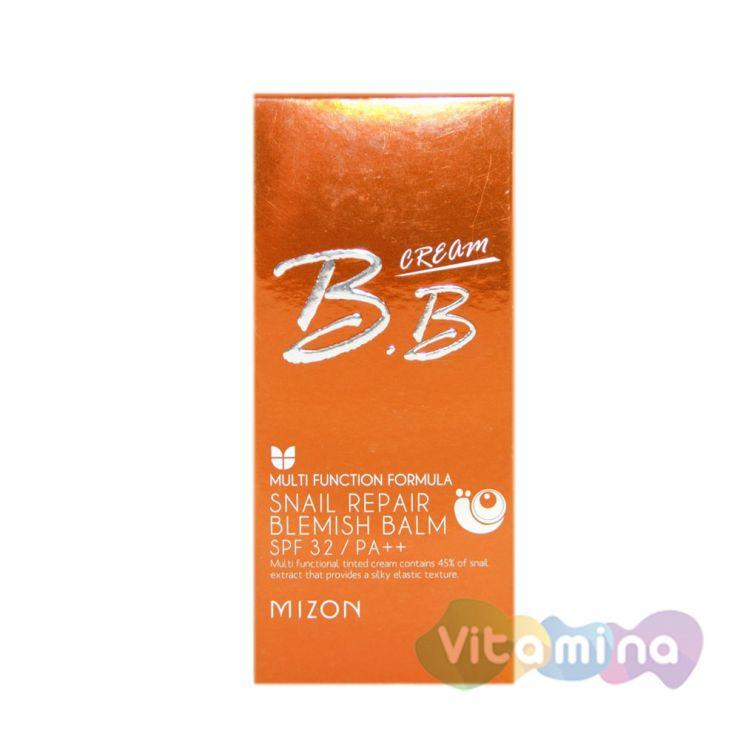 ББ Крем с улиточным экстрактом - Mizon Snail Repair Blemish Balm