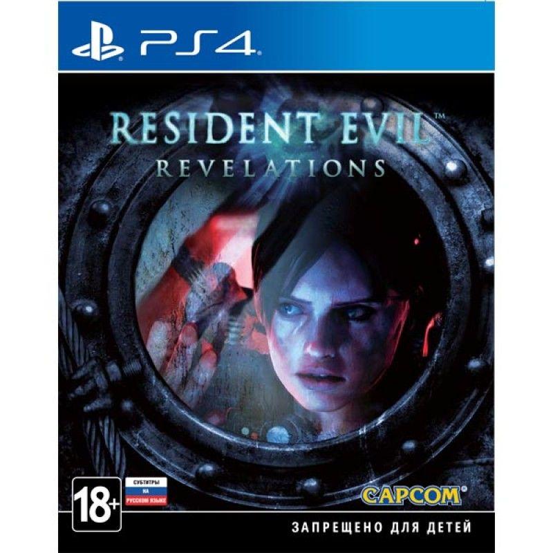 Игра Resident Evil Revelations (PS4)