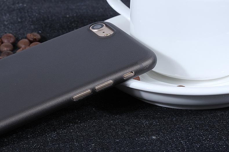 УЛЬТРА ТОНКИЙ ЧЕХОЛ 0.3ММ ДЛЯ IPHONE X (Черный)