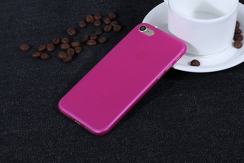 УЛЬТРА ТОНКИЙ ЧЕХОЛ 0.3ММ ДЛЯ IPHONE X (Розовый)
