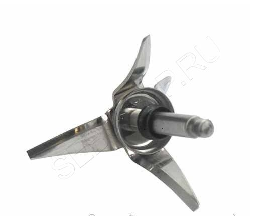 Нож c прокладкой чаши блендера MOULINEX (Мулинекс) FACICLIC модели LM3101. Артикул MS-0A11423