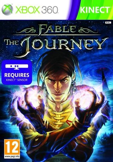 Игра Fable The Journey (Xbox 360)