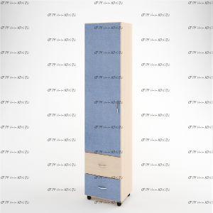 Шкаф-пенал Легенда Л-01 (600×462×1852)
