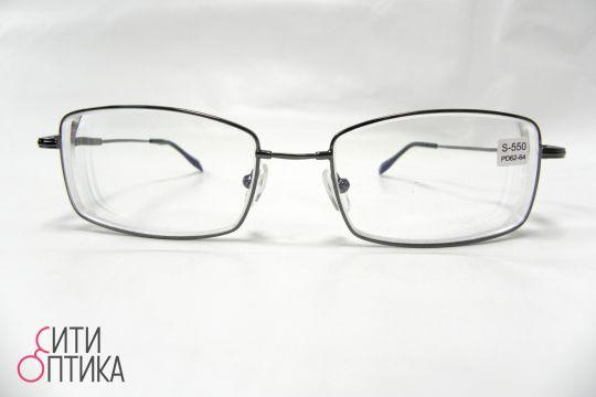 Готовые очки -5.50 Farsi Titan Flex 8282