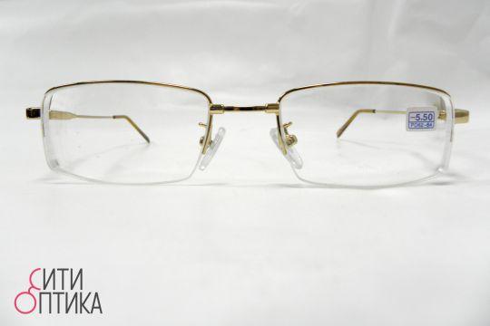 Готовые очки -5.50  Титан флекс S7019