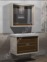 """Комплект мебели из массива березы """"Лестер 90"""" для ванны"""