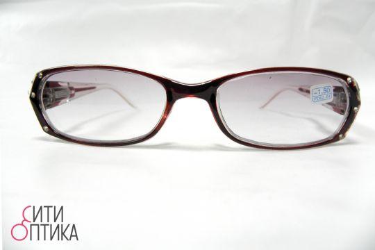 Готовые очки -1.50. Тонированные 8852