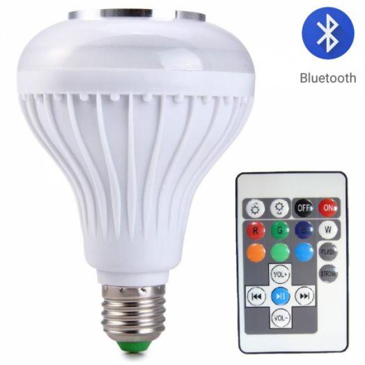 Лампа LED с BLUETOOTH Орбита LD-122