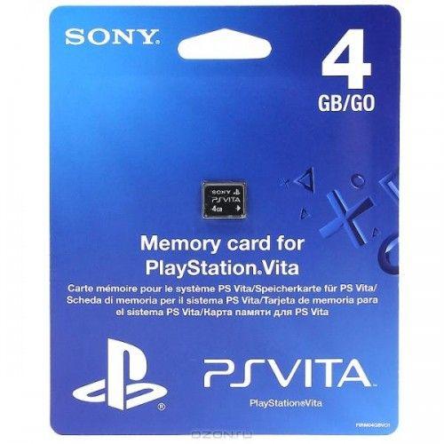 Карта памяти 4 ГБ для Sony PS Vita