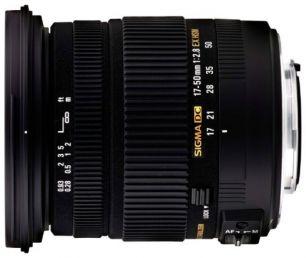 Sigma AF 17-50mm f/2.8 EX DC OS HSM Canon EF-S 4.5