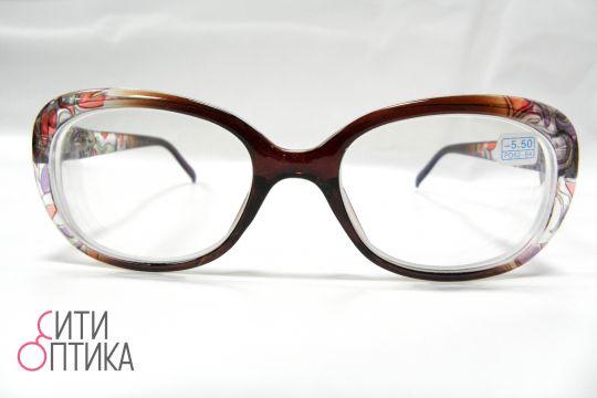 Готовые очки  -2.00, -3.50, -5.00, -5.50 VOV 88001