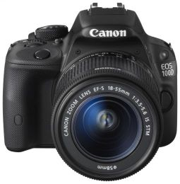 CANON EOS 100 EF18-55mm IS STM