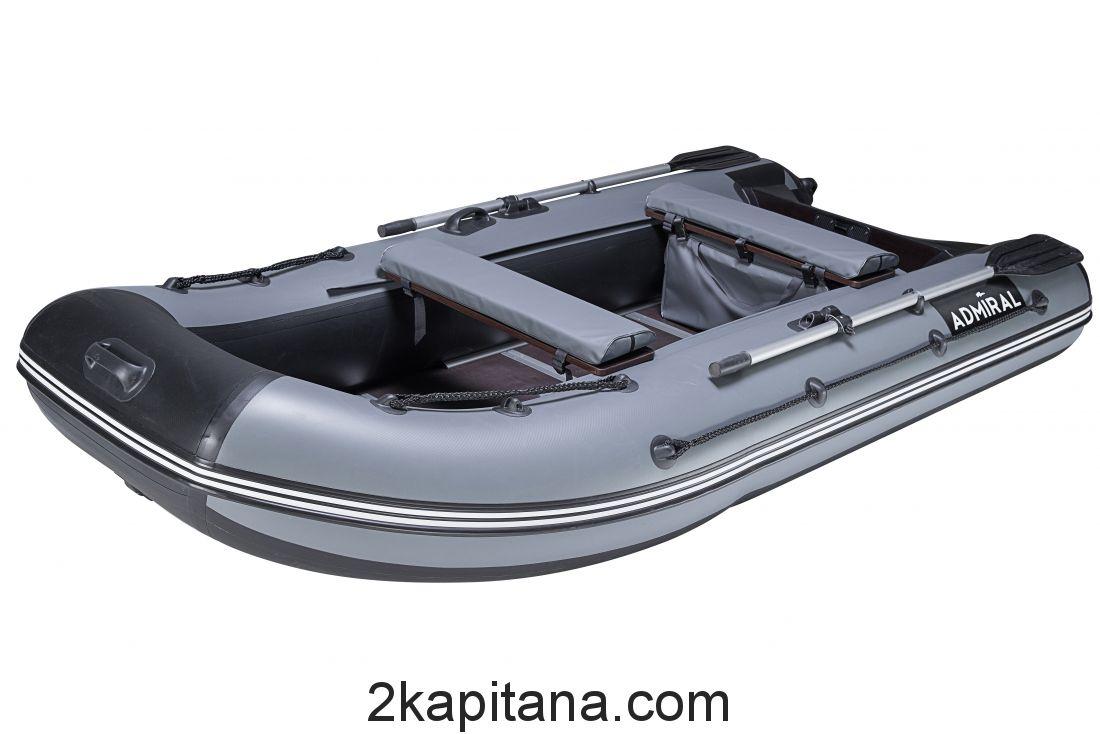 Лодка Адмирал ПВХ надувная 305 CL