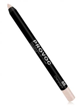 Provoc Подводка-карандаш гелевая для глаз 65 Шампанское