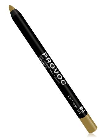 Provoc Подводка-карандаш гелевая для глаз 84