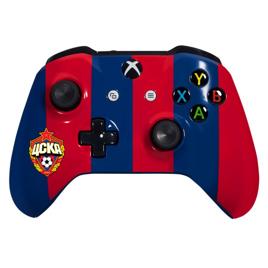 Геймпад Microsoft Xbox One Wireless Controller FC CSKA