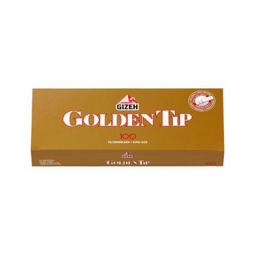 Сигаретные гильзы Gizeh Голден тип 100