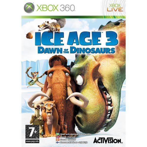 Игра Ice Age 3 Dawn of the Dinosaurs (Xbox 360)