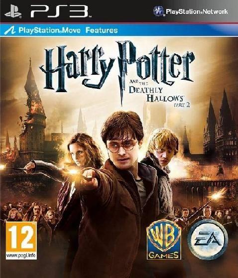 Игра Гарри Поттер и Дары Смерти Part 2 (PS3, PS Move)