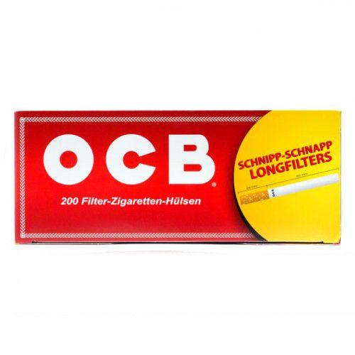 Сигаретные гильзы OCB LongFilter (200шт)