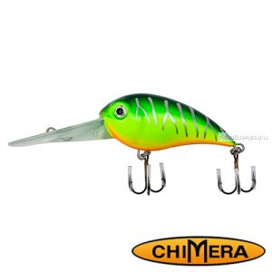 Воблер Chimera Siver Fox Bomber 70DR  / цвет: 006 / 70 мм / 22 гр/ Заглубление: 2,5-6,5м