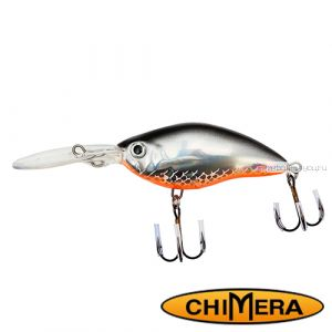 Воблер Chimera Siver Fox Crank 70DR  / цвет: 005 / 70 мм / 15 гр/ Заглубление: 1,5-4м