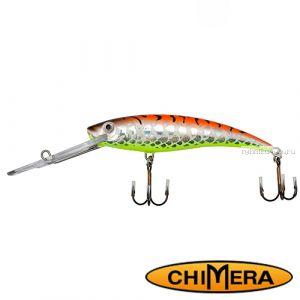 Воблер Chimera Siver Fox Fox 90DR / цвет: 007 / 90 мм / 12 гр/ Заглубление: до5м