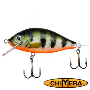Воблер Chimera Siver Fox Karas 50FL  / цвет: 008 / 50 мм / 5,5 гр/ Заглубление: 0,5-1,2м