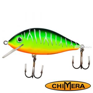 Воблер Chimera Siver Fox Karas 70FL  / цвет: 006 / 70 мм / 11 гр/ Заглубление: 1-1,5м