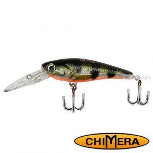 Воблер Chimera Siver Fox Nano 40DR  / цвет: 008 / 40 мм / 3 гр/ Заглубление: 0,8-1,2м